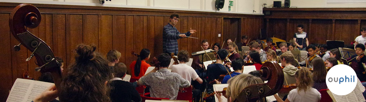 OUPhil – Oxford University Philharmonia